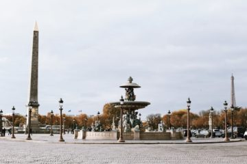 Exploring the Champ De Mars in Paris